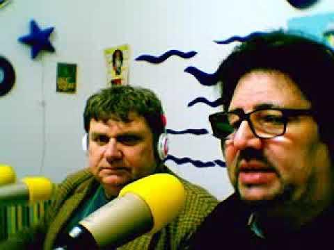 CHICCO COCI NEL PROGRAMMA RADIO E TV TUTTI A BORDO