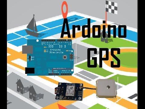 GPS Arduino Google map