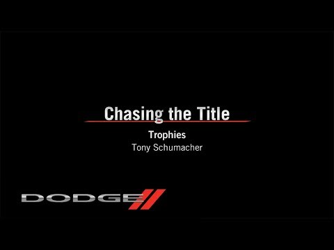 Tony Schumacher - Trophies | Chasing the Title | Dodge