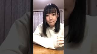 08:33 PM (UTC+9) インスタライブ 2:08~ 太田彩夏のコメント.