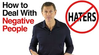 How to Deal with HATERS, TROLLS and NEGATIVE People