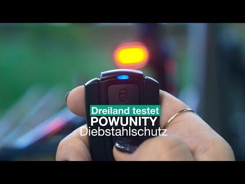 Vorschau: Powunity Fahrrad-Schutz I Dreiland testet