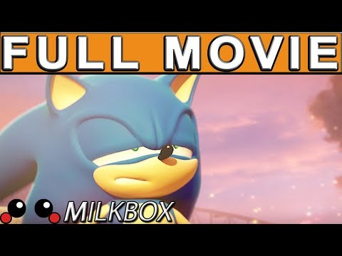 SONIC FORCES Full Movie With The CUTEST Avatar Ever?