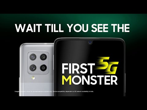 Samsung Galaxy M42 5G | Official unveiling