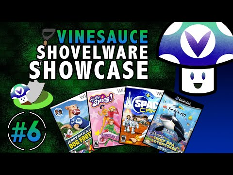 [Vinesauce] Vinny - Shovelware Showcase (part 6)