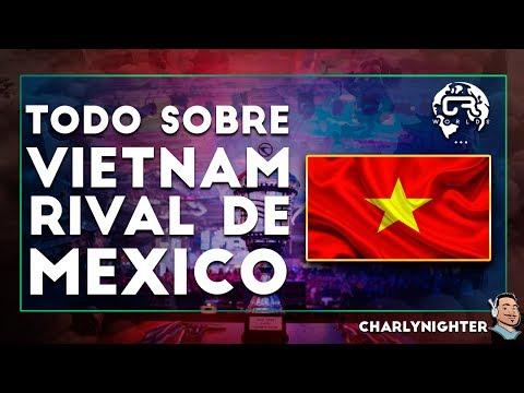 LA MEJOR SELECCION DE LA CR WORLDS? | ANALIZAMOS A VIETNAM RIVAL DE MEXICO | CLASH ROYALE