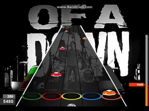 Roulette by system of a down