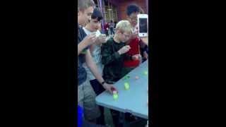 The Copper boys drinking lemon juice Thumbnail