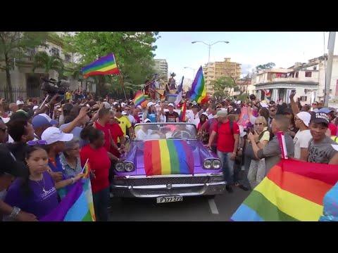 Cuba Cancels Gay Pride Parade In Havana
