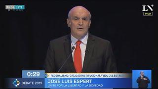 Institucionalidad y Desarrollo Social [Parte 2] - Segundo Debate Presidencial 2019 Argentina