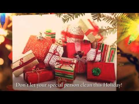 Holiday Gift of Cleaning Services