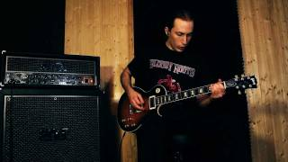 Bare Knuckle Pickups: Nailbomb - Metal (HD)
