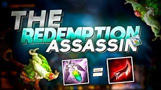 IVERN THE REDEMPTION ASSASSIN!!! (IVERN MONTAGE -  MATTHEOS STREAM HIGHLITHS)