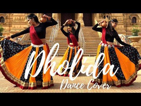 Dholida | Loveyatri | Navratri Dance Cover