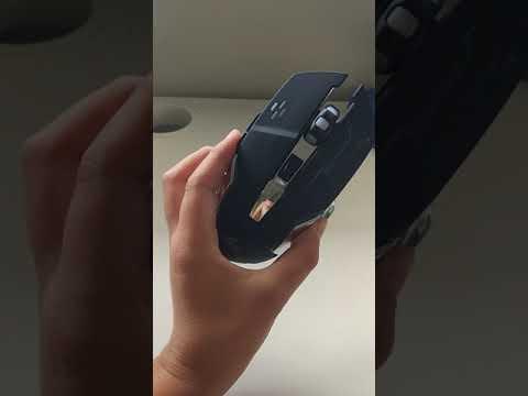 Wireless Charging Luminous Mouse