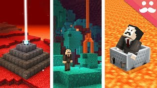 Features I'd Love in the Minecraft 1.16 Nether Update