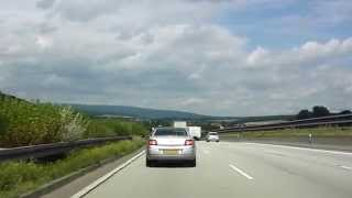 STUDENT DRIVING LESSON  IN GERMANY
