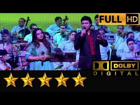 Main Na Bhoolunga  by Mukhtar Shah & Priyanka Mitra - Hemantkumar Musical Group Live Music Show