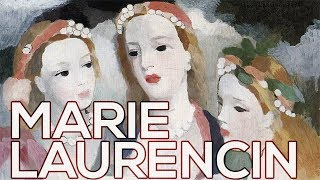 Marie Laurencin: A collection of 98 paintings (HD)