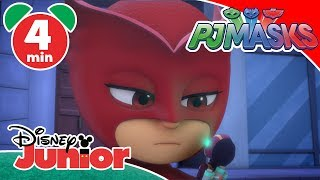 PJ Masks SuperPigiamini | Dall'episodio 49 - parte 1 - Disney Junior Italia