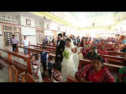 Nirmal - Chinnu Wedding Highlights