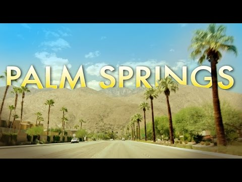 Palm Springs Road Trip - California's Desert Paradise