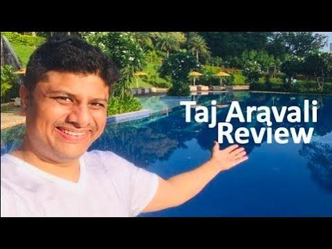 Taj Aravali Resort & Spa Review | Best Hotel In Udaipur