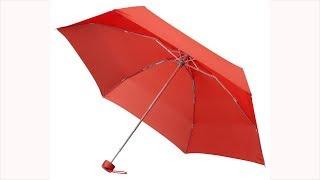 Делайте так, и Ваш зонт всегда будет как НОВЫЙ. Полезные советы по уходу за зонтом