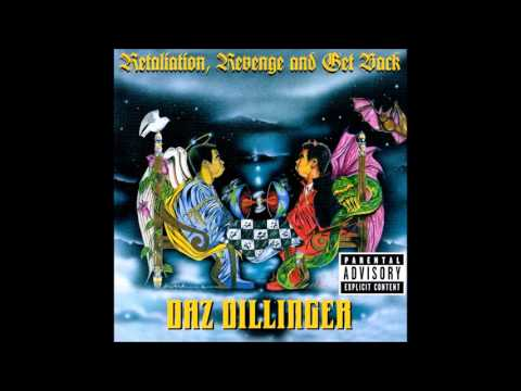Daz Dillinger - Ridin High feat WC