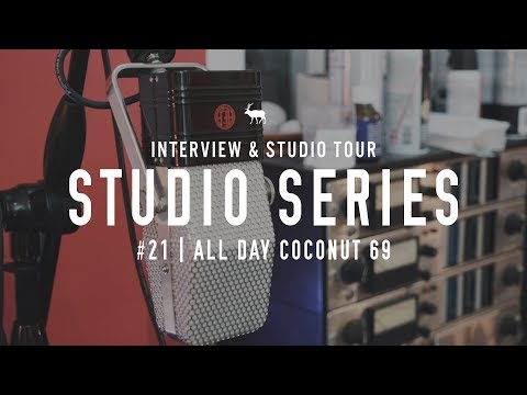 Studio Tour: All Day Coconut - OtherSongsMusic.com