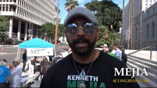 Voices of the people for Kenneth Mejia! Mejia4Congress.com CA Dist 34 Special Election April 4,