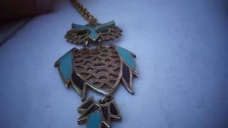 Jewelry & Decorative Collectibles. Flea Market Garage Yard Estate Sale Finds Pick-Ups - 6/24/16