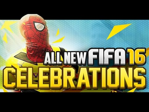 FIFA 16 NEW CELEBRATIONS TUTORIAL!! (HOW TO) XBOX & PLAYSTATION (HD) - ULTIMATE FIFA GUIDE