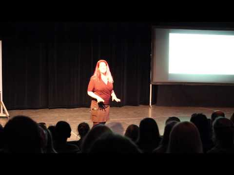 Breaking the rules for the win | Christina Van Dyke | TEDxEastGrandRapidsHigh