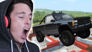 BIGGEST RAGE EVER - WARNING BAD WORDS (BeamNG Drive Funny Moments #8)