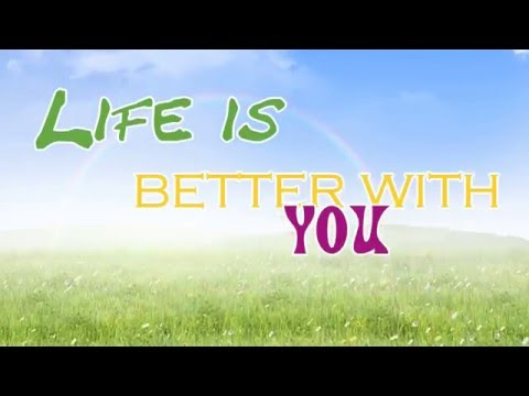 Michael Franti- Life Is Better With You Lyrics [HD]