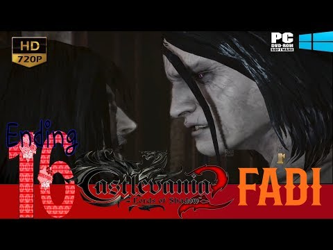 Castlevania: Lords of Shadow 2 Walkthrough The Final Part 16 Ending