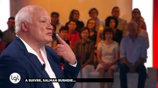 8 septembre 2016 - INTEGRALE - Salman Rushdie, Eric-Emmanuel Schmitt, Leïla Slimani...
