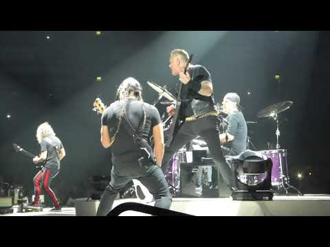 Metallica - Atlas Rise (Live in Lisbon, Portugal 2018)