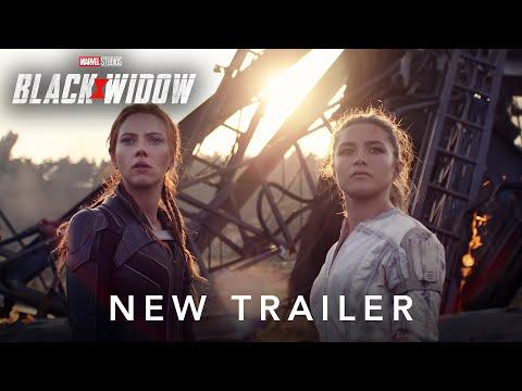 Marvel Studios' Black Widow   New Trailer