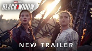Marvel Studios Black Widow | New Trailer