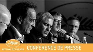 EN GUERRE - Cannes 2018 - Conférence de Presse - VF