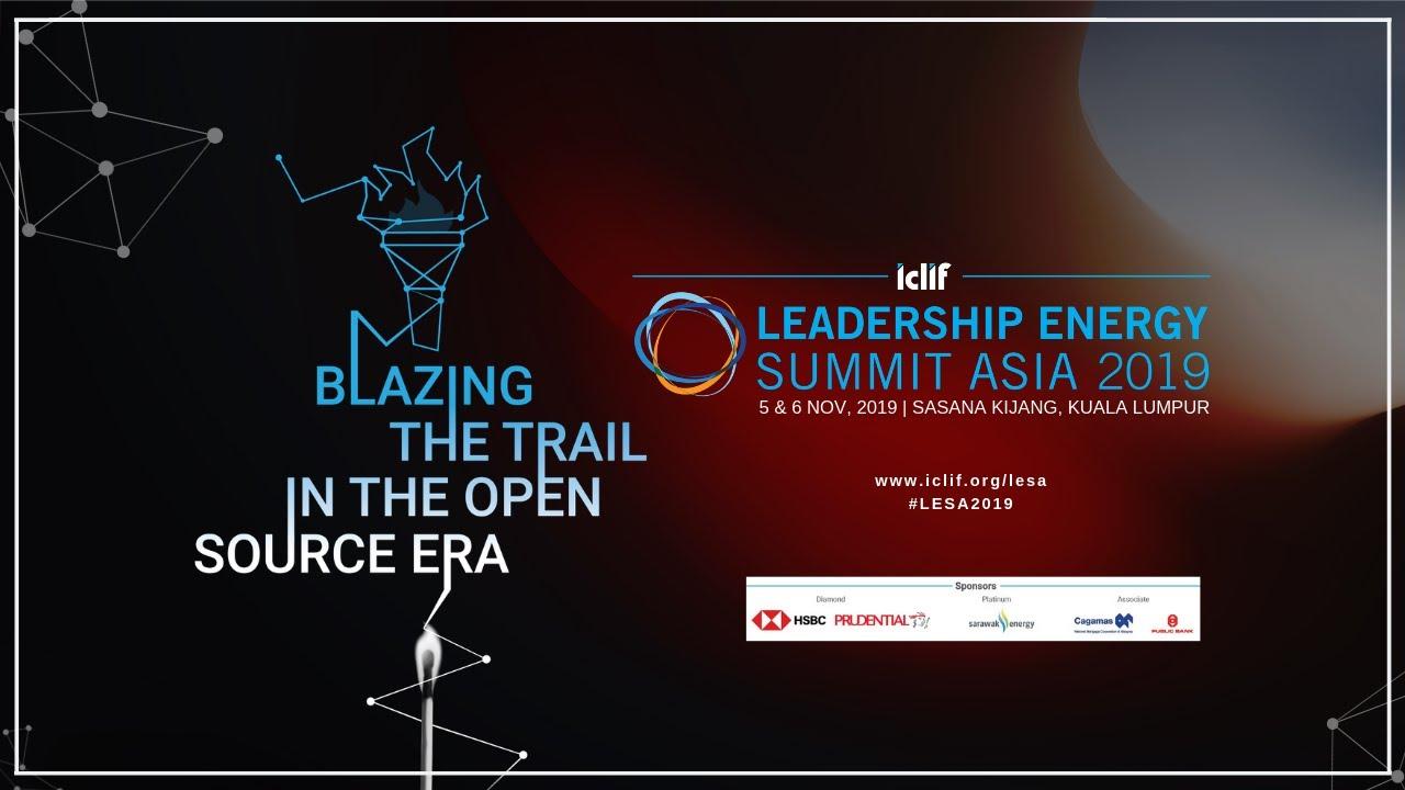 Leadership Energy Summit Asia | Iclif