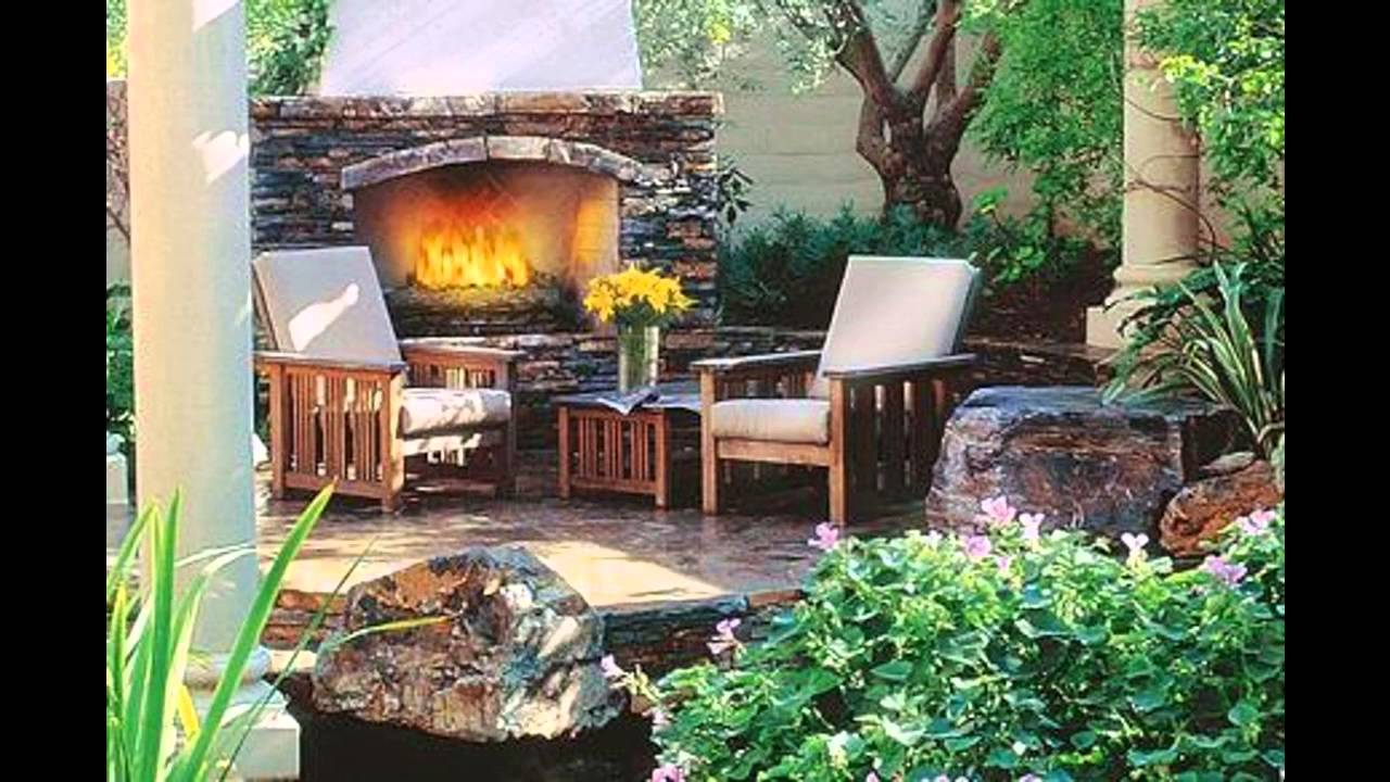 Garden ideas small backyard landscape ideas pictures for Small backyard garden ideas