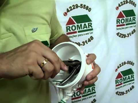 Troca de resist ncia maxxi ducha lorenzetti youtube for Desmontar ducha
