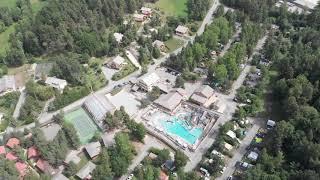 Camping Alpes de Haute Provence, Montclar