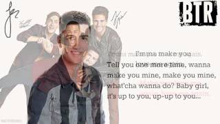 Big Time Rush-Love Me Again (Kid friendly album version) [Lyrics]