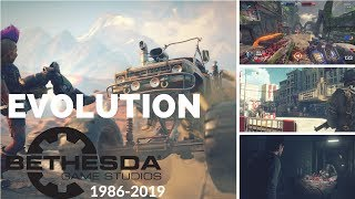 Baixar Evolution of Bethesda Softworks Games 1986-2019