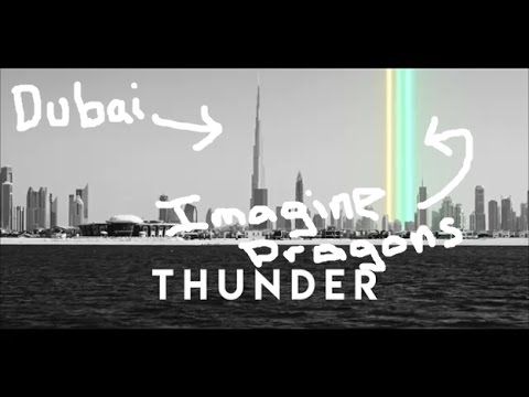 Things To Notice In Imagine Dragons Thunder Music Video