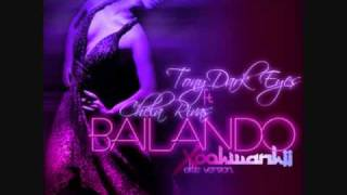Tony Dark Eyes Ft. Chela Rivas - Bailando (Xookwankii Elite version)